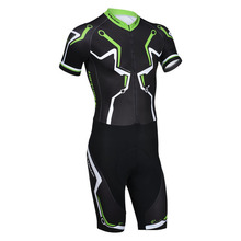 Monton Custom Lycra Compression Fit Cycling Skin Suit