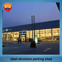 Steel Structure Building Metal Carports