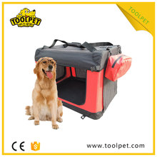 Expandable Durable pet crate soft dog kennel supplies