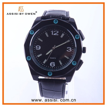Assisi Most popilar teenage fashion watches with japan quartz movement
