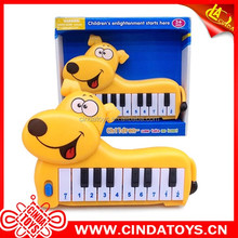 Made in China cheap toys cartoon instrument model plastic toys mini music piano
