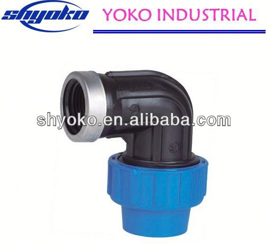 2014 China high quality PP coupling fittings Pipe Fittings industry ipoh