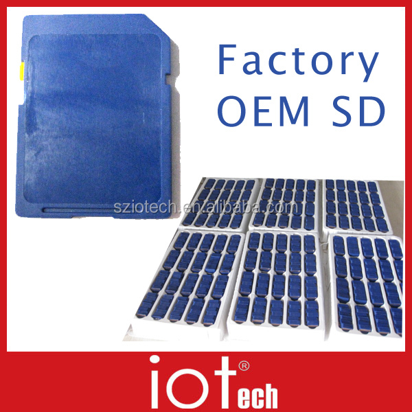 Custom Memory card SD Card CID for equipment CID manufacture id