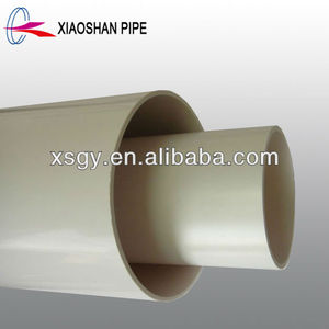 Rigid pvc pipes & fittings