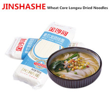 Chinese Traditional And Cheap Fine Wheat Core Longxu Dried Noodles