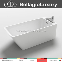 Free Standing Bath Tub Top Bath Designer Double Ended Luxury Bathroom