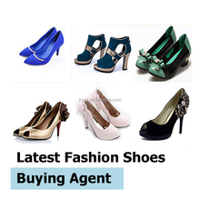 Latest Fashion Woman High Heel Shoe Buying Agent