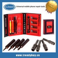High Performance New Premium 38 pcs in 1 screwdriver set universal mobile phone repair tools