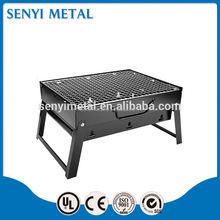 Hot selling portable Picnic barbecue hanging balcony bbq grill