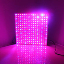 reflector 45w led grow light panel red blue for Amazon sale