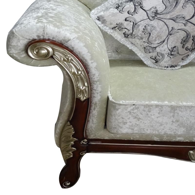 Viola brillante colore fantasia vintage sezionale gruppo sedie ...