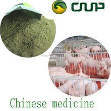 Poultry, cattle, sheep and pigs treat respiratory diseases of veterinary drugs