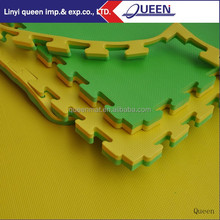 rubber flooring for gyms cheap price martial arts tatami mats zebra brand in china