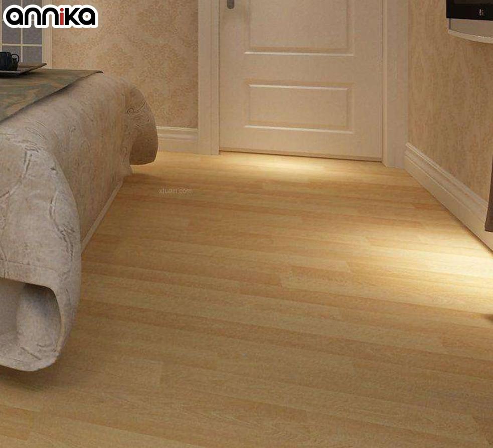 Coin tile flooring