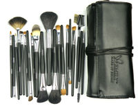 EMILY Brand Makeup Brush Set 20pcs Best High Quality Natural Goat Hair Makeup Brushes Sets