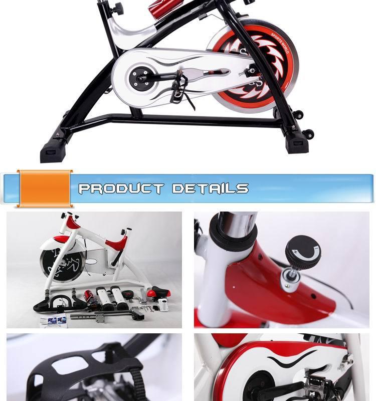 Тренажерный зал фитнес-оборудование велотренажер