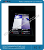 Automatic Black and customized color extrem slim light box