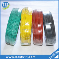 best sales Flexible Silicon Rubber Insulated Heating cable