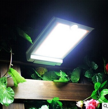 New Premium Led Light Lamp Waterproof Wireless Security Bright Motion Sensor Solar Light