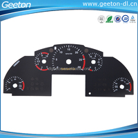 Universal 2D Digital Speedometer and Dashboard For All The Cars