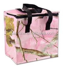 Real Tree Insulated Cooler or Lunch Bag