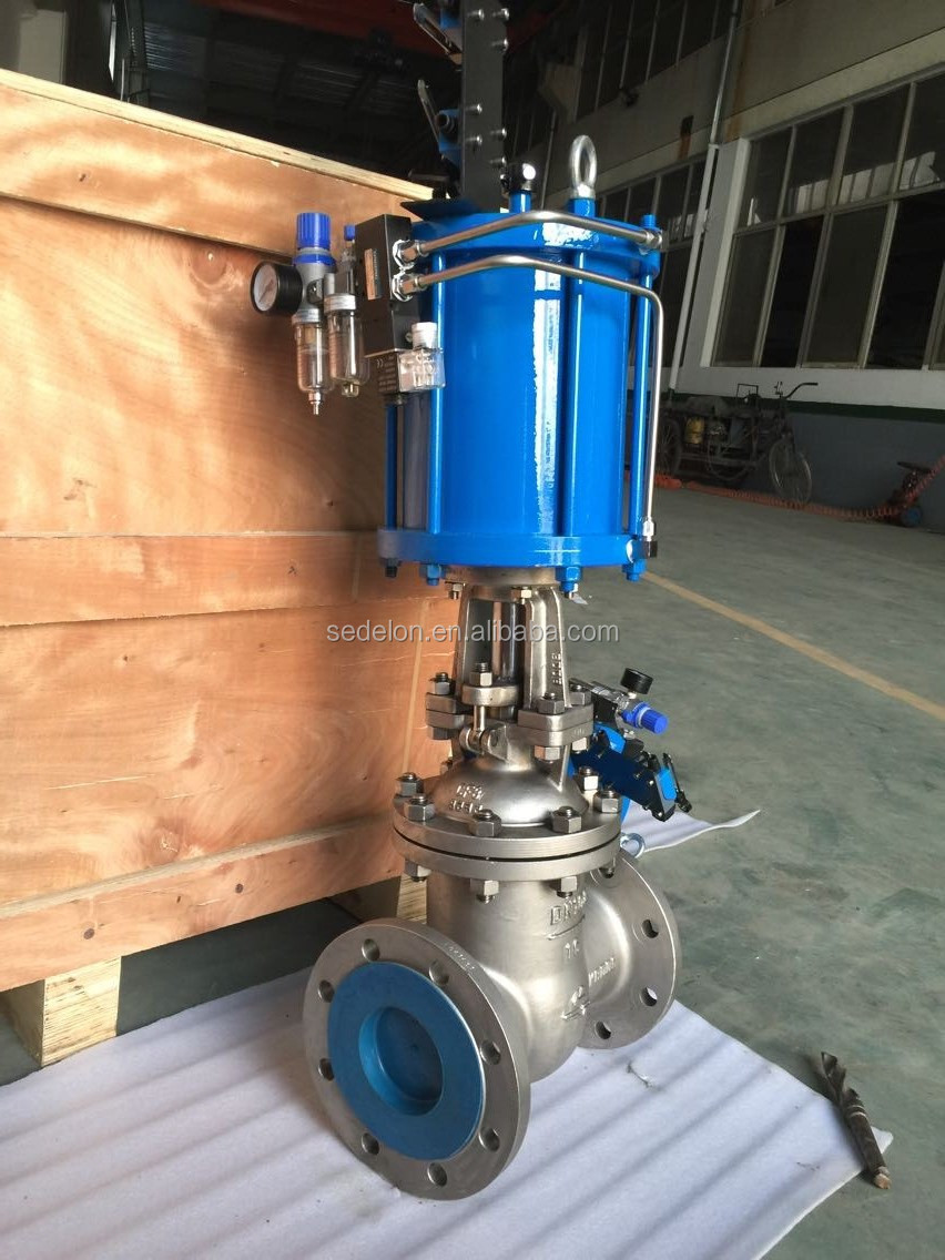 Electric actuator operated Gate Valve