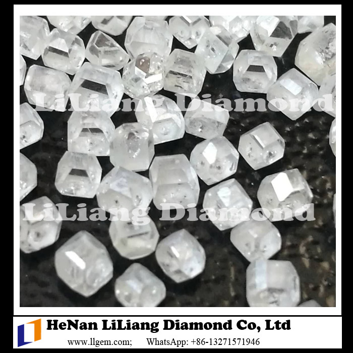Synthetic HTHP CVD Rough Diamond for Gem