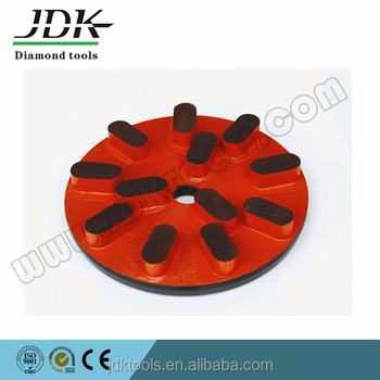 200mm Diamond Resin Bond Grinding and Polishing Disc for Granite