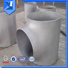 Din Standard Big Size Astm A240 Steel Pipe Reducer Tee