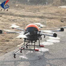 TTA 15kg payload agriculture crop drone sprayer