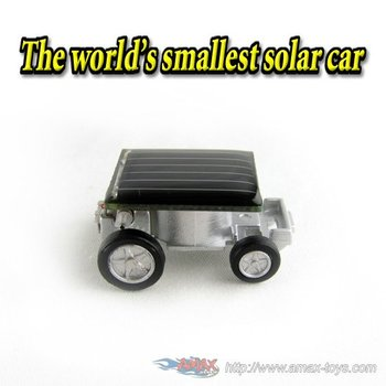 se-6688 smallest solar car
