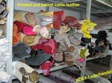 leather stock lot,Genuine Leather for Shoe&handbag,