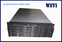 4320 Cloud Computing Server rack Chassis 4U Rackmount case Industry Chassis