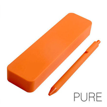 Square Candy Hard Shell Pencil Case Pen Ruler Storage Box For Student