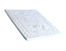 Gel cool memory foam matress pad AY-T05