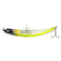 Topwater perch fishing lure 115mm 11.8g rattle artificial bait hard minnow bait
