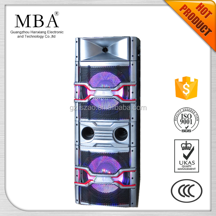 2016 professional new product bluetooth speaker with pa system