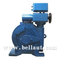 Angular Travel Electric Valve Actuator With