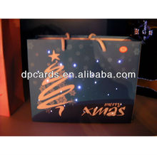 High quality LED light flashing paper bags for different occasions Cheaper price