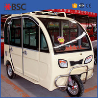 Wholesale Electric/Solar three wheel motorcycle/tricycle for passenger