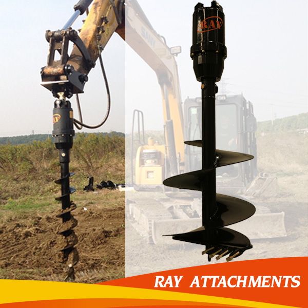Hydraulic boring machine,drill rig,digging hole machine earth auger