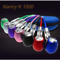 China electronic colorful long mouth pieces standable Kamry K1000 e cigarette starter kit