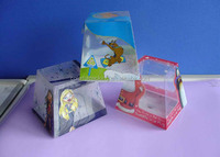 clear packaging box,clear boxes ,clear gift packaging boxes