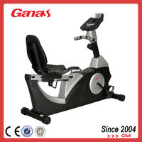 gym equipment magnetic recumbent bike bicycle