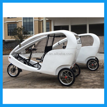 Three Wheel Commercial Passenger Tricycle