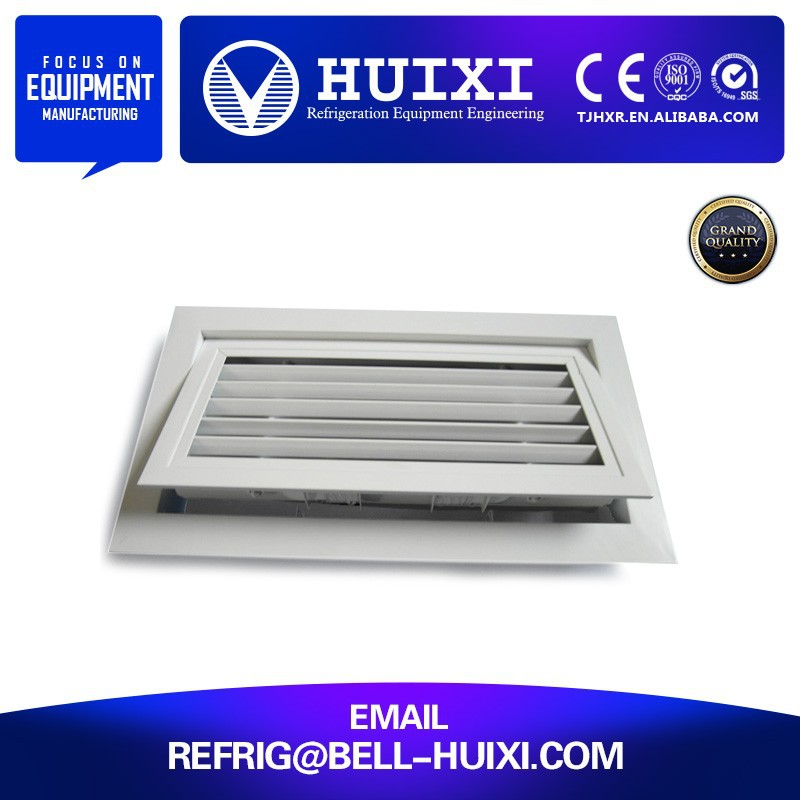 ceiling door return air aluminium ventilation grilles with filter