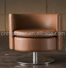 A462 genuine leather bar stools sofa chair