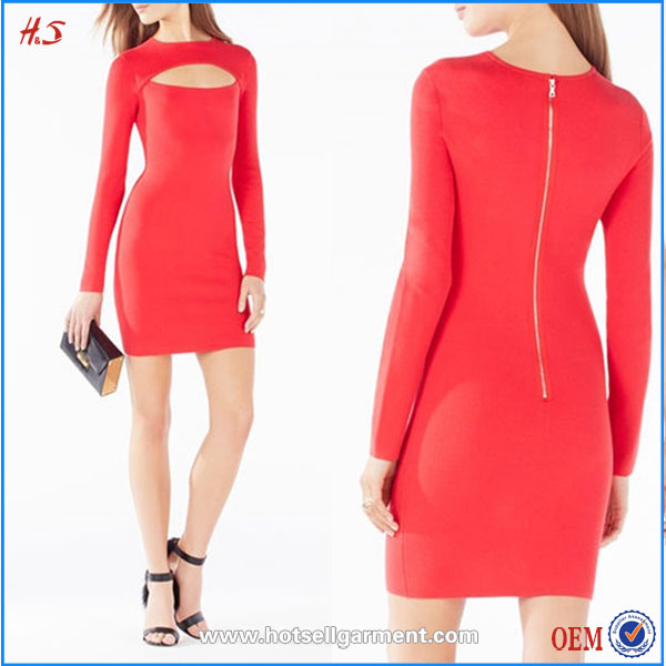 Fashion Sexy Pictures Of Girls Without Dress Up Games Sexy Girls Photo Cutout Sweater Bodycon Dress For Girls