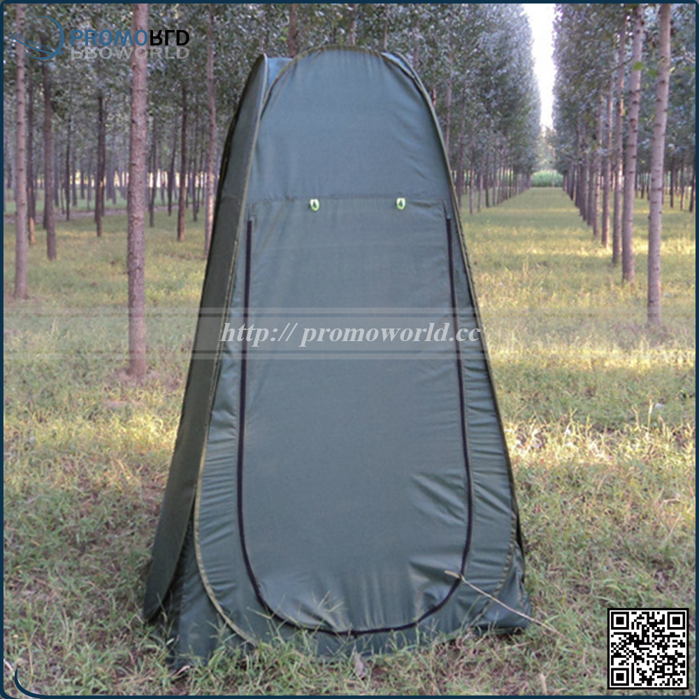 Outdoor Camping Toilet Shower Beach Pop Up Changing Tent