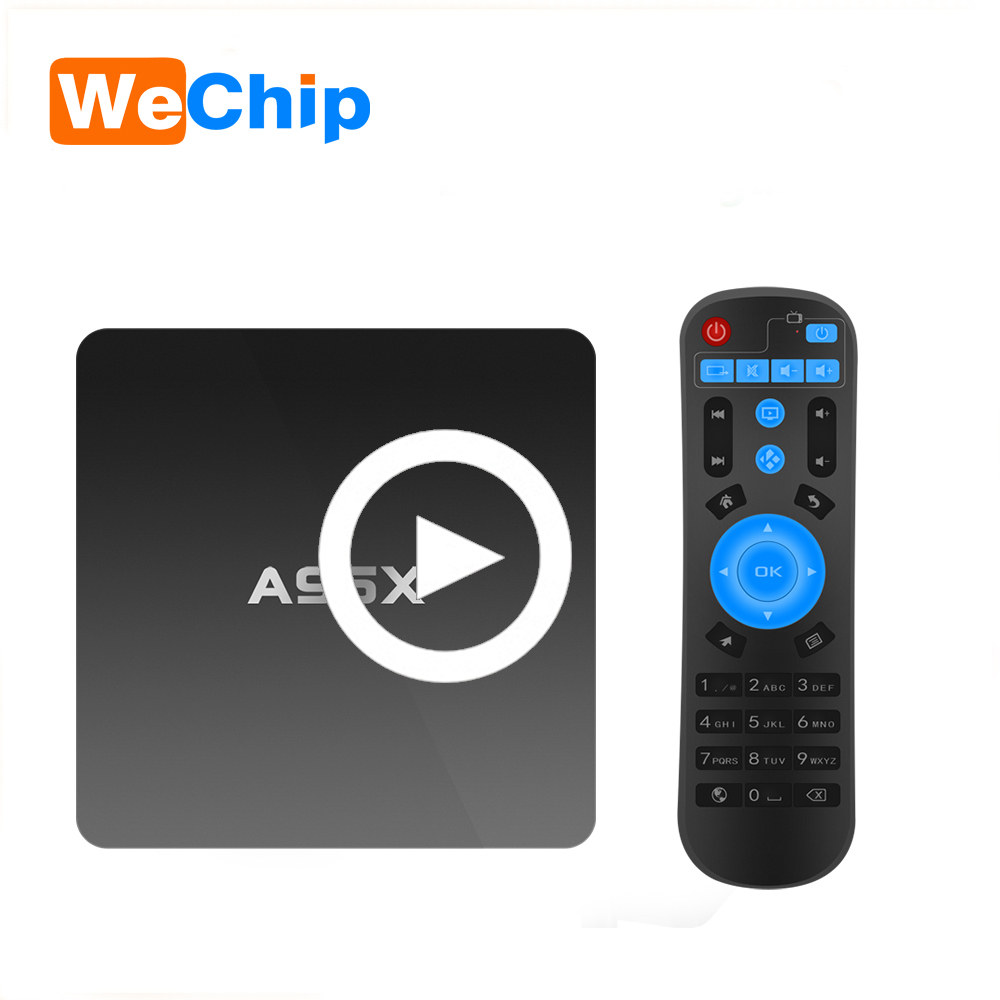 wechip A95X Nexbox amlogic S905x Android 5.1 1gb 8gb bluetooth a95x tv box